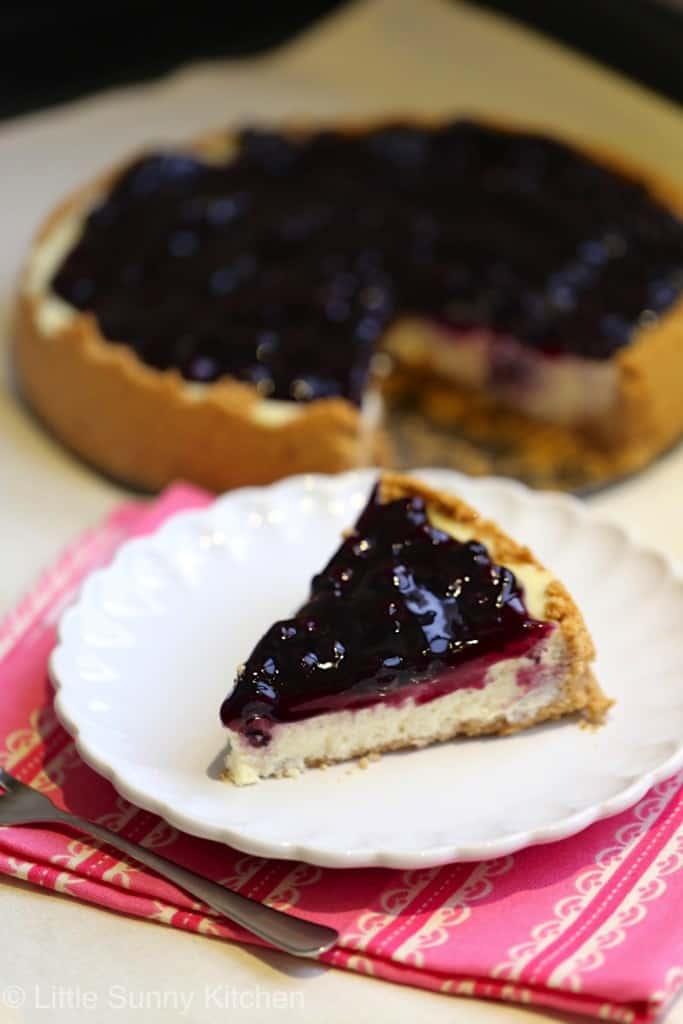 NY style cheesecake-1