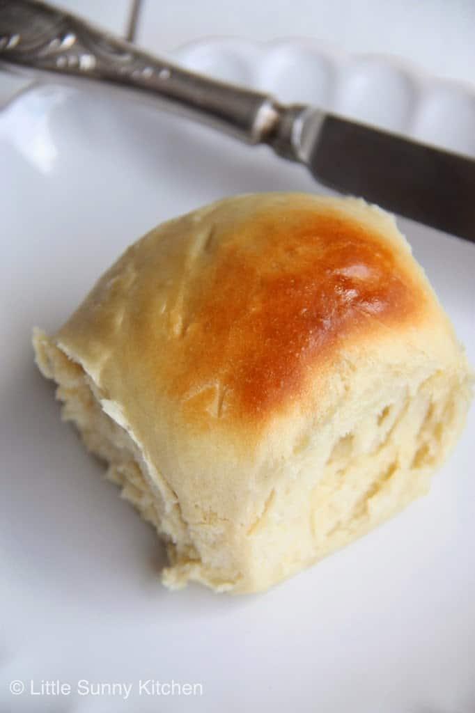 30 Minutes Bread Rolls