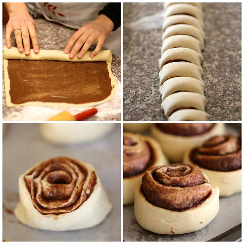 nutella cinnamon rolls - Easy and delicious Nutella Cinnamon Rolls recipe. They are so addictive that you cannot stop at eating just one! A must-try-recipe.