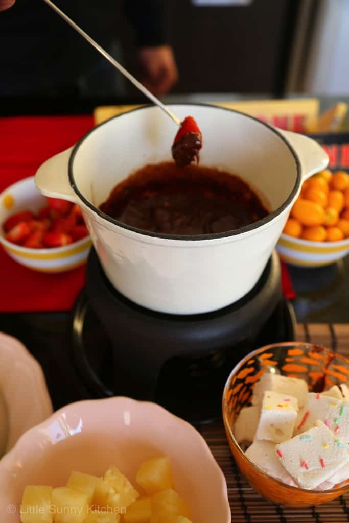 Toblerone Fondue-2